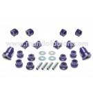 Kit de silentblocks de poliuretano 26 piezas